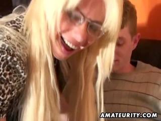 youthful dilettante guy enjoys a wicked breasty