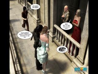 3d comic: legacy 11-11