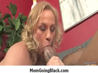 hardcore interracial scene - my mom going