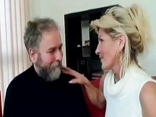 breasty old mama prepare for mad sex with old guy