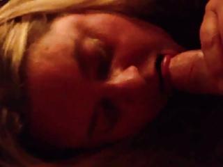 my big beautiful woman wifes big facial!