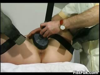 older fatty receives her twat fisted part6