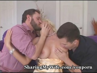 hawt wife controls her sex slaves
