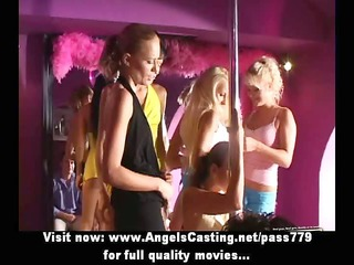 non-professional glamorous superb whores with