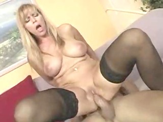 old tarts getting group-fucked #5