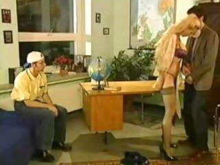sibylle rauch- german teacher fucked by student