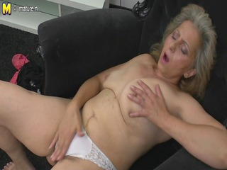 aged mother masturbating watching xhamster