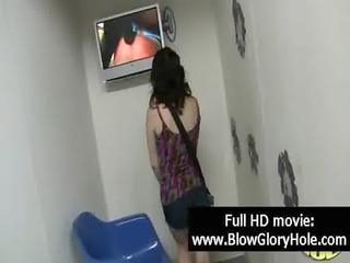gloryhole - slutty sexy breasty hotties love