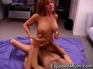 real mom dilettante tastes the schlong part2
