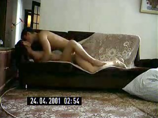 sexy russian milf bonks a guy