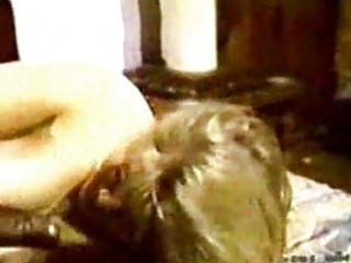 blond white wife with dark lover homemade