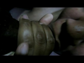 wifey bust a nut while engulfing hubby rod