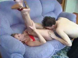 russian mamma & guy anal s99