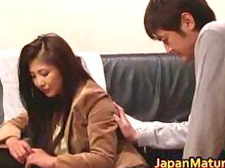 chisa kirishima oriental mother i gives amazing