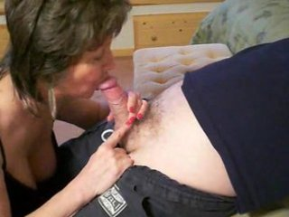 your mamma is sucking on my dick