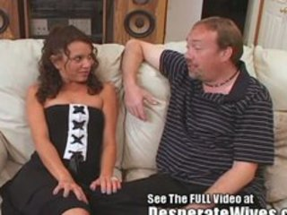tractable wife doxy disciplined on video by