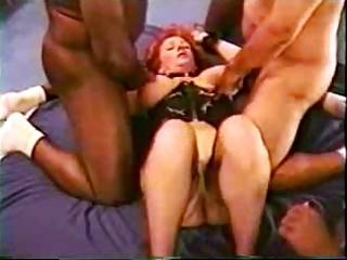 aged redheads black cock party pt-3