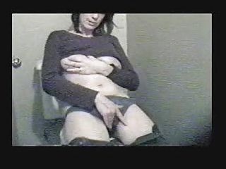 my horny mum cught by hidden webcam masturbating