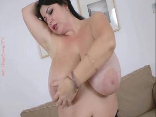 big beautiful woman monstrous melons fingering