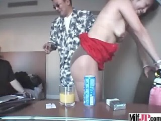 sexy sexy horny japanese mother i acquire banged