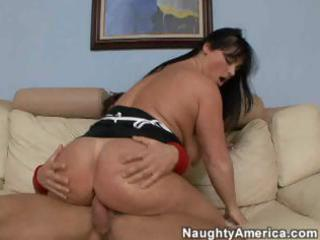 indianna jaymes - big booty allies mommy